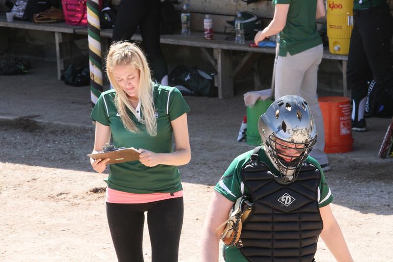 BE Varsity Softball WIN vs Biddeford 187