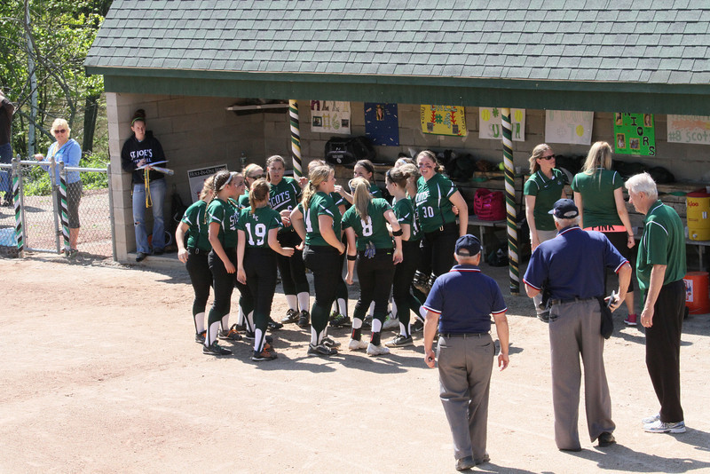 BE Varsity Softball WIN vs Biddeford 070