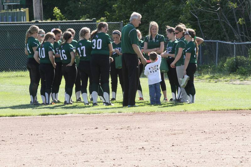 BE Varsity Softball WIN vs Biddeford 319
