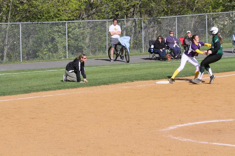 Bonny Eagle Varsity Softball WIN vs Cheverus 308