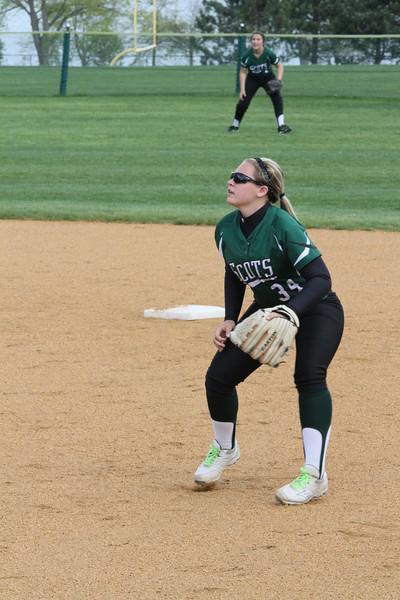 Bonny Eagle Varsity Softball WIN vs Cheverus 097