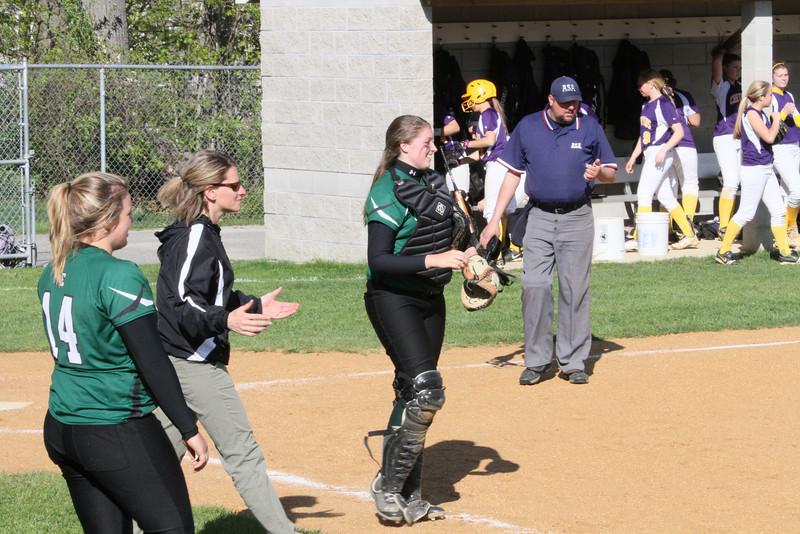 Bonny Eagle Varsity Softball WIN vs Cheverus 281