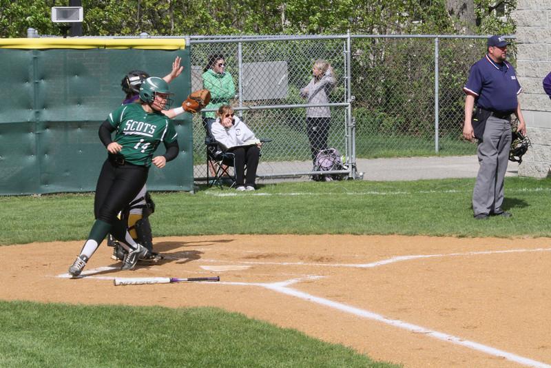 Bonny Eagle Varsity Softball WIN vs Cheverus 045
