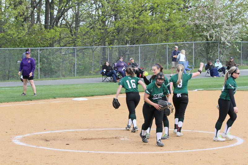 Bonny Eagle Varsity Softball WIN vs Cheverus 079