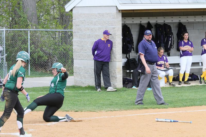 Bonny Eagle Varsity Softball WIN vs Cheverus 164