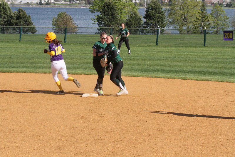 Bonny Eagle Varsity Softball WIN vs Cheverus 278