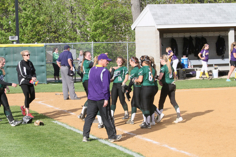 Bonny Eagle Varsity Softball WIN vs Cheverus 346