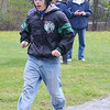 Nick Langleier runs the bases during the opening game of the 25th season of the Challenger Softball League at Coggshall Park in Fitchburg on Saturday morning. SENTINEL & ENTERPRISE / Ashley Green