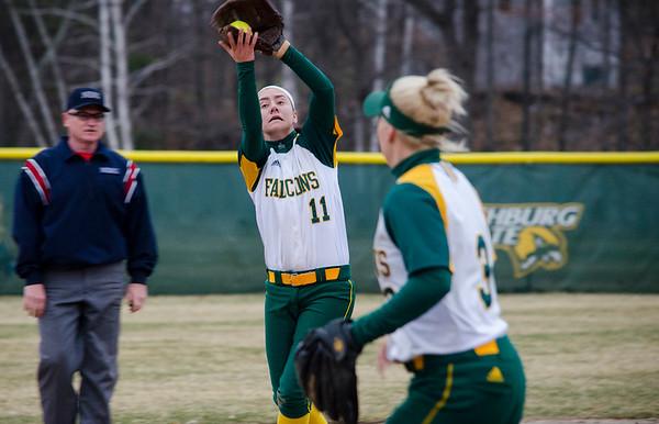 Fitchburg State softball opens season against WPI
