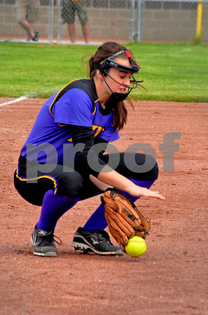 photo by Britt Kudla<br /> Webster City's Tiffany Constable