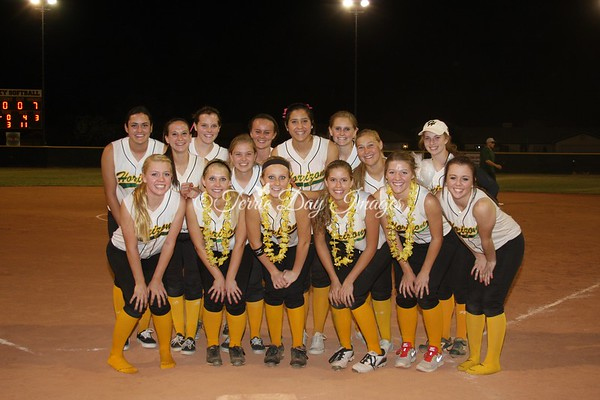 Horizon Softball 2012 Season