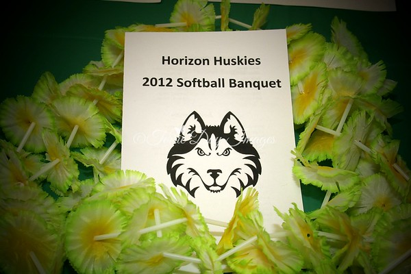 Softball Banquet 2012 --© Terrie Day Images, All rights Reserved