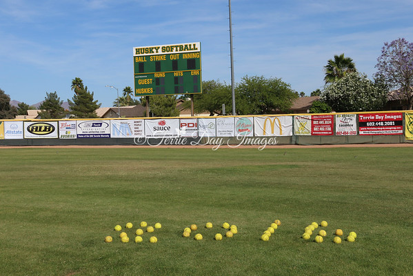 Horizon Softball 2016 Season