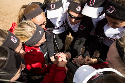 Omaha Softball v IUPUI  March 25, 2016