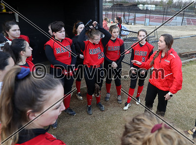Justice @ Mason Softball (18 Mar 2019)