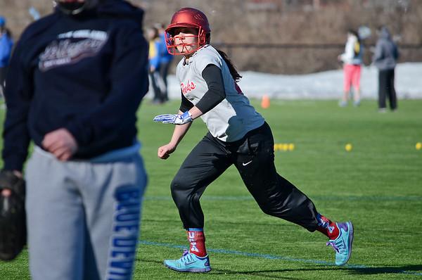 LHS Softball Preseason 2015
