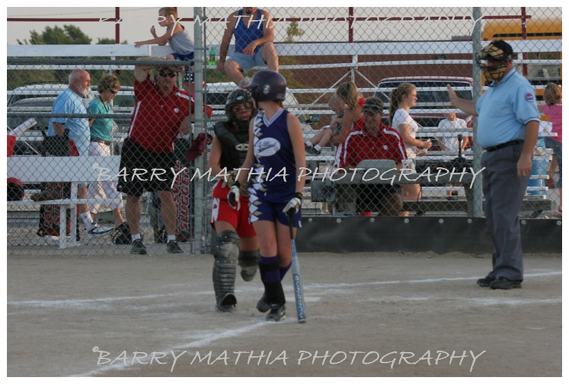 Lawson Softball vs LeBlond Senior night 456