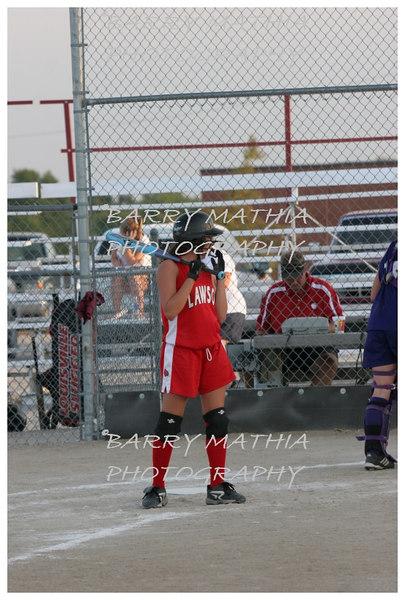Lawson Softball vs LeBlond Senior night 484