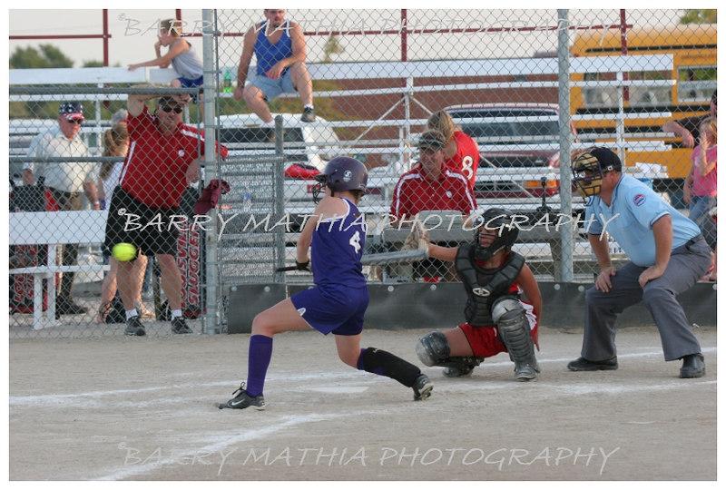 Lawson Softball vs LeBlond Senior night 454