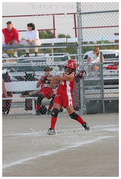 Lawson Softball vs LeBlond Senior night 481