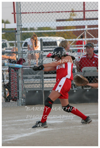Lawson Softball vs LeBlond Senior night 487