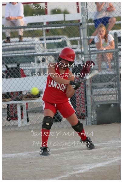 Lawson Softball vs LeBlond Senior night 475