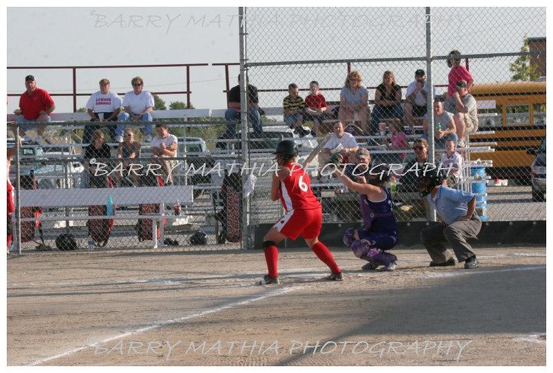 Lawson Softball vs LeBlond Senior night 040