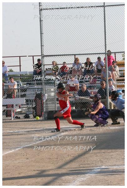Lawson Softball vs LeBlond Senior night 039