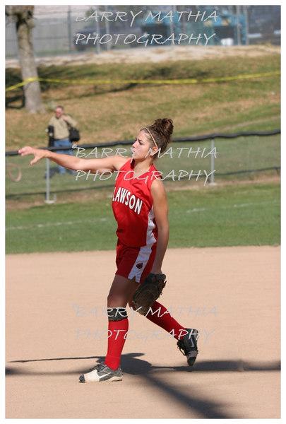 Lawson Softball vs South Harrison District 06 038