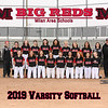 Milan 8x10 Varsity Softball 2019