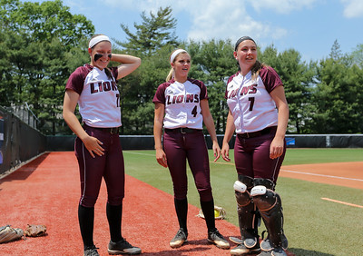 Molloy College vs Adelphi University NCAA Division II East Super Regional Game 2 | May 19th 2017 | Credit: Chris Bergmann Photography