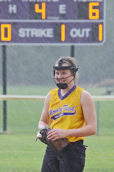 Monty Tech softball 5-12-15