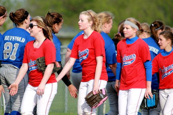 NCW-H softball vs. Fertile-Beltrami 5-23-11