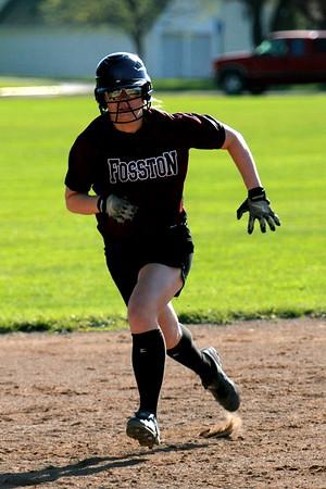 NCW-H softball vs. Fosston 5-17-11