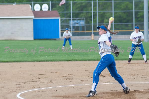 PHS Softball 5-16-12
