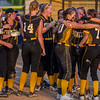 The Pioneer Panthers captured the 2018 1A IHSAASemi-State Championship in Frankfort Saturday evening as the Lady Panthers defeated the Frontier Falcons by a score of 6-3. Fran Ruchalski | Pharos-Tribune