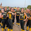 """The Pioneer Panthers captured the 2018 1A IHSAASemi-State Championship in Frankfort Saturday evening as the Lady Panthers defeated the Frontier Falcons by a score of 6-3. In the words of Alyssa Shaw,"""" it's not just football anymore!"""" Fran Ruchalski   Pharos-Tribune"""