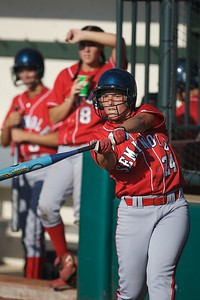 The University of Oklahoma Sooner softball team hosted the Seminole State Trojans, September 26th, 2007.