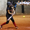 Aspen Howie (11) for Lake Travis at bat in a game at the 2015 UIL 6A Softball Regional Quarterfinal Lake Travis 14-6A vs Atascocita 16-6A on Thursday, May 14 in Weimar, TX