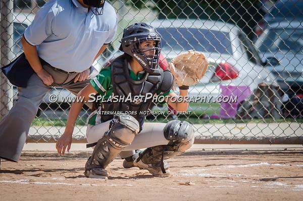 2015 Eagle Rock Softball vs Sotomayor Wolves