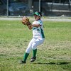 2015 Eagle Rock Softball vs Wilson Mules