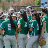 2015 Eagle Rock Softball vs El Camino Real Conquistadors