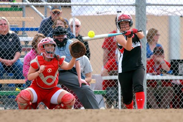 State Softball 2011: Devils Lake vs. Fargo Shanley