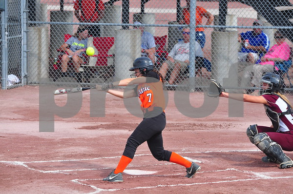 Ankeny and Cedar Rapids Prairie met in a Class 5A quarterfinal at the state softball tournament in Fort Dodge on Tuesday, July 23, 2013.
