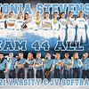 Stevenson Softball 2021 Team Poster