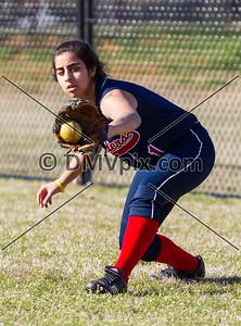 Stuart @ W-L Varsity Softball (21 Apr 2014)