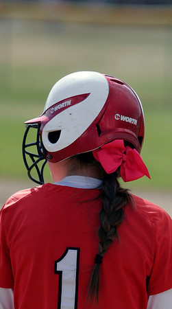 The softer side of softball.