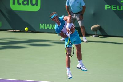 Miami Open Tennis Sponsored by Itau, 2016