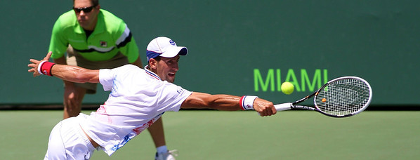 Sony Ericsson Finals 2012, slideshow