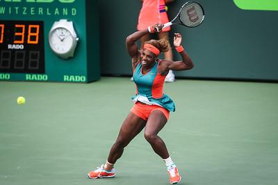 Sony Open Tennis 2014